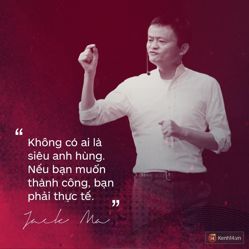 Những câu nói hay của Jack Ma