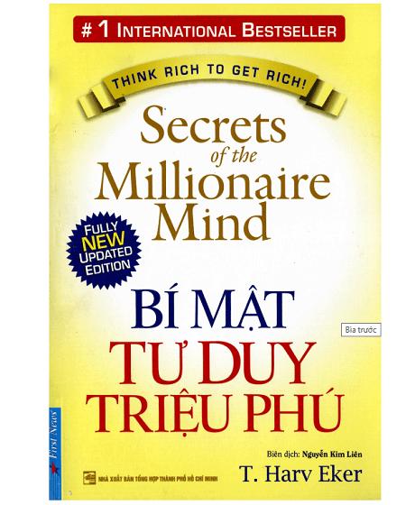 Sách dạy làm giàu: Bí mặt tư duy triệu phú