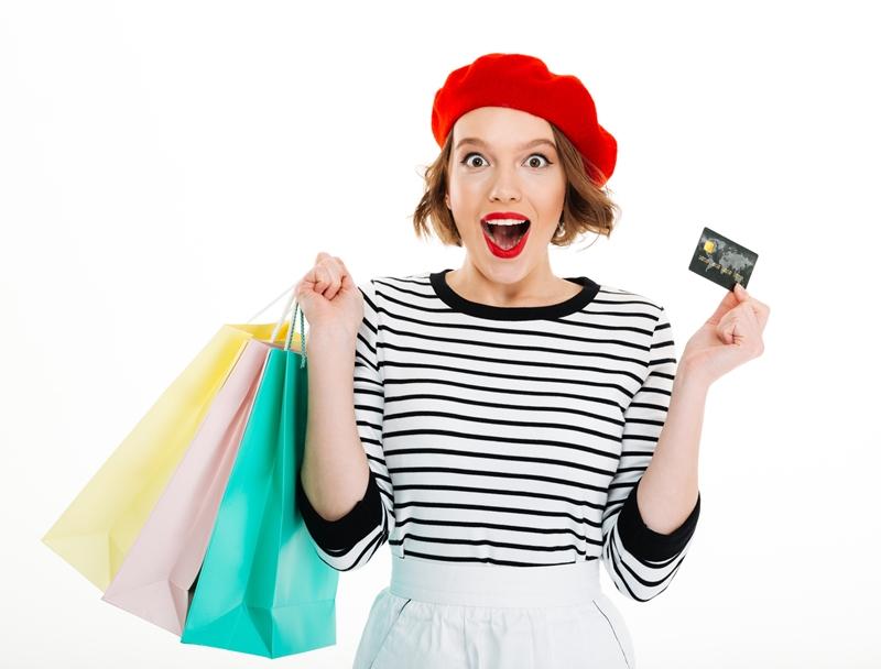 Lợi ích khi sử dụng thẻ tín dụng
